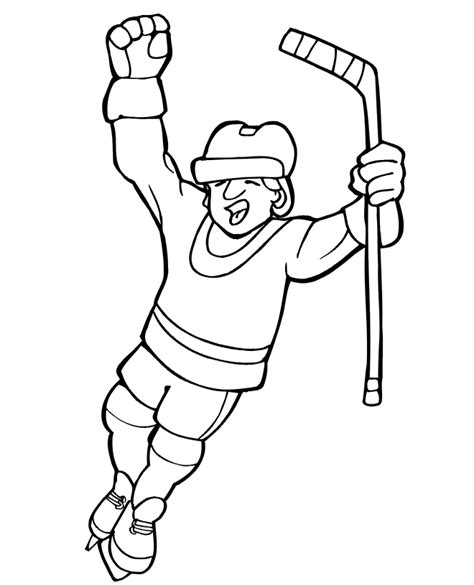 printable coloring pages hockey printable hockey coloring pages az coloring pages