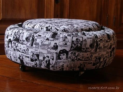 tire ottoman ottoman made of old tire decoraci 243 n pinterest google