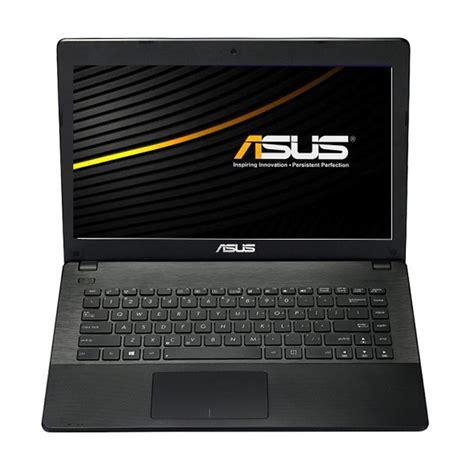 Laptop Asus Amd 14 Inch jual asus x454y wx101d hitam notebook 14 inch 2 gb amd