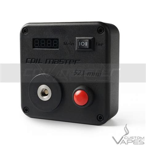 Coil Master 521 Tab Mini coil master 521 tab mini custom vapes uk