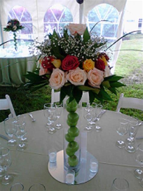 fresh flower centerpieces for weddings