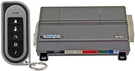 Viper 5701 Led 2 Way Security Amp Remote Start System