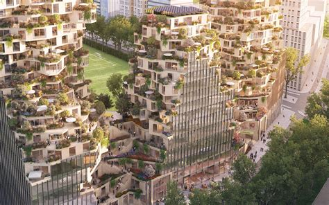 design village competition mvrdv and ovg win competition to design amsterdam s ravel