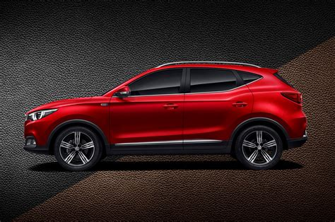 what is an suv mg zs suv 2017 photos parkers