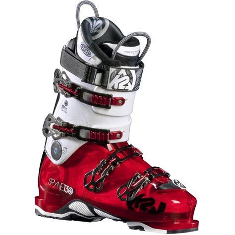 k2 ski boots k2 s spyne 130 ski boot fontana sports