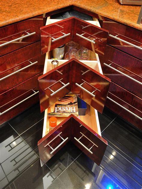 diy corner cabinet drawers home design garden 25 brilliant kitchen storage solutions home design
