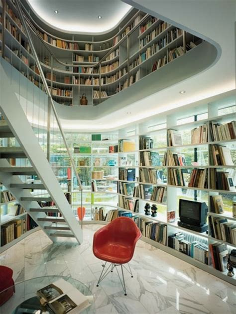 Home Library Interior Design Interesting Home Library Designs For Modern Homes Interior Design