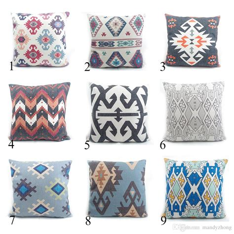 pattern for this end up cushions high end digital print kilim pattern pillow cushion for