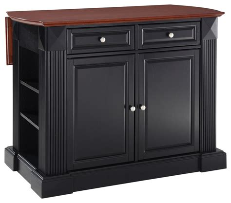 Bar Top Kitchen Island by Drop Leaf Breakfast Bar Top Kitchen Island Transitional