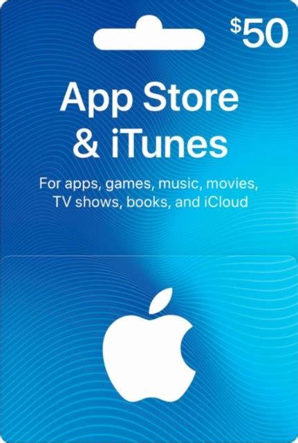 Apple Itunes Gift Card apple 50 app store itunes gift card green itunes 0114