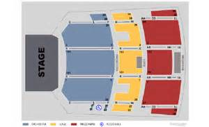 union county performing arts center seating chart