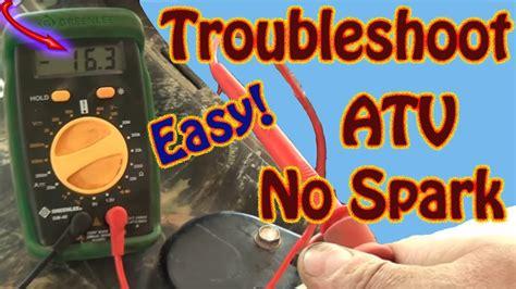diy   troubleshoot repair   spark condition