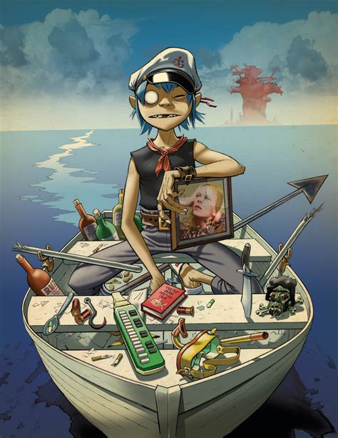 jamie hewlett va exploring the weird wonderful worlds of jamie hewlett