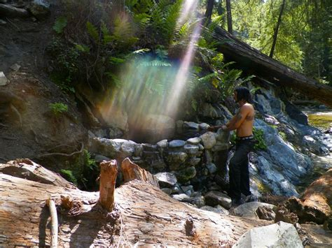 hot sur sykes hot spring ventana wilderness big sur ca beautiful hot springs i ve visited in person