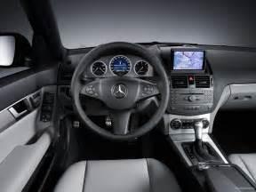 2008 mercedes c class sedan interior dashboard