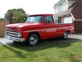 1966 Chevrolet C 10 Chevrolet C10 Fleetside 1966