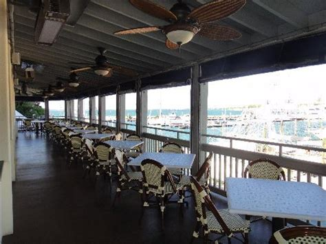 a b lobster house the view picture of a b lobster house key west