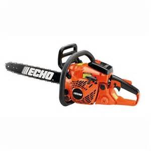 chain saw home depot echo 18 in 40 2 cc gas chainsaw cs 400 18 the home depot