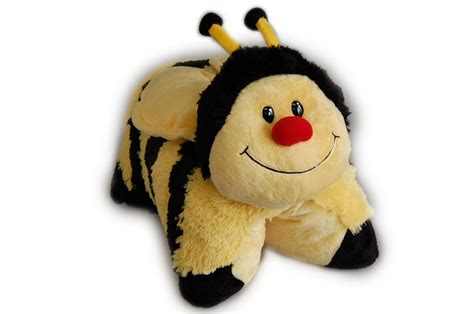 Bee Pillow Pet by Quality Large Pet Shapped Cushion Pillow Bumble Bee
