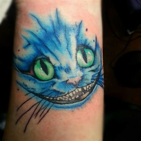 cheshire cat smile portfolio