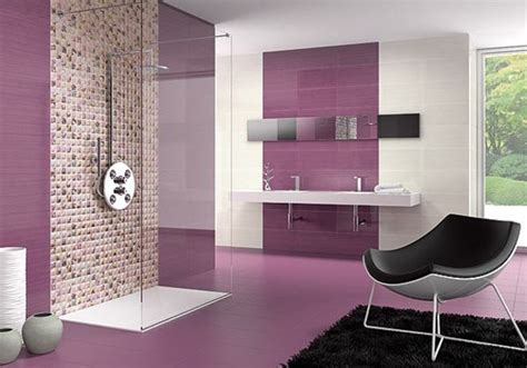 purple and white bathroom tile design in the bathroom a few sexy suggestions room decorating ideas home