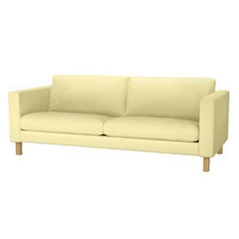 ikea sofa cover karlstad ikea karlstad sofa slipcover cover sivik light yellow 3