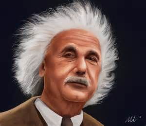 albert einstein in color albert einstein by cicakkia on deviantart