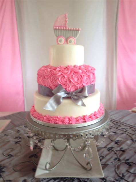 Ideas For Baby Shower Cakes by Baby Shower Cake For Baby Cake Imagesbaby Cake Images