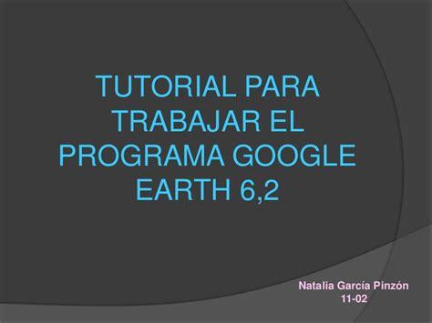nat tutorial ppt googleearth