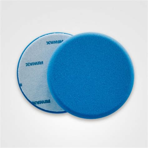 Riwax Water Blade riwax compounding pad blue single sided velcro