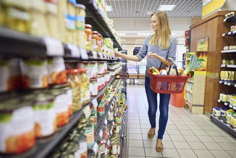 richtig einkaufen  klappt es mit dem abnehmen bodychange