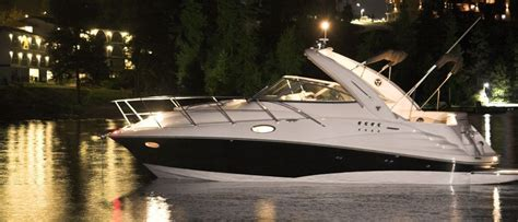 fast boat with cabin cabin cruiser buyers guide discover boating