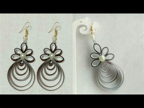 How To Make Paper Jewellery - quilling diy paper quilling basic shapes techniques