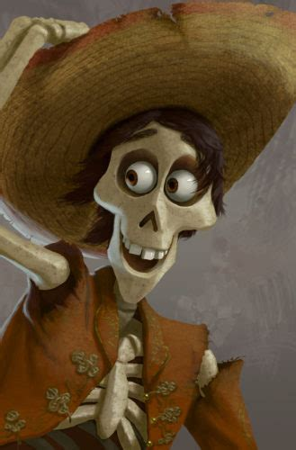 coco hector pixar s coco crosses paths between the land of the living