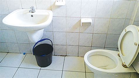bathroom facilities how lack of decent toilets may douse interest in league