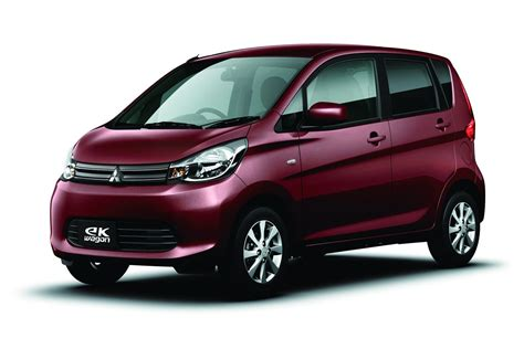 mitsubishi wagon nissan mitsubishi jointly develop new generation city cars