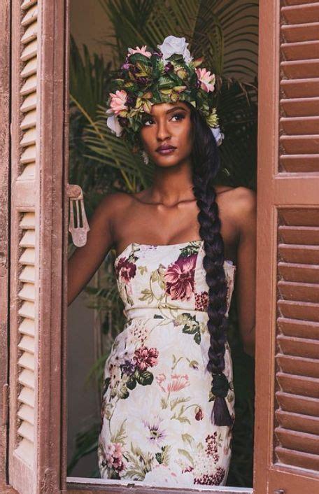 stylish eve flower braids 25 best ideas about black women braids on pinterest