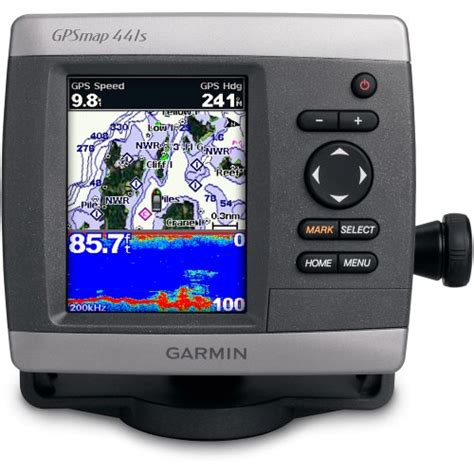 boat gps chartplotter reviews gpsmap 441s marine gps and chartplotter by garmin review