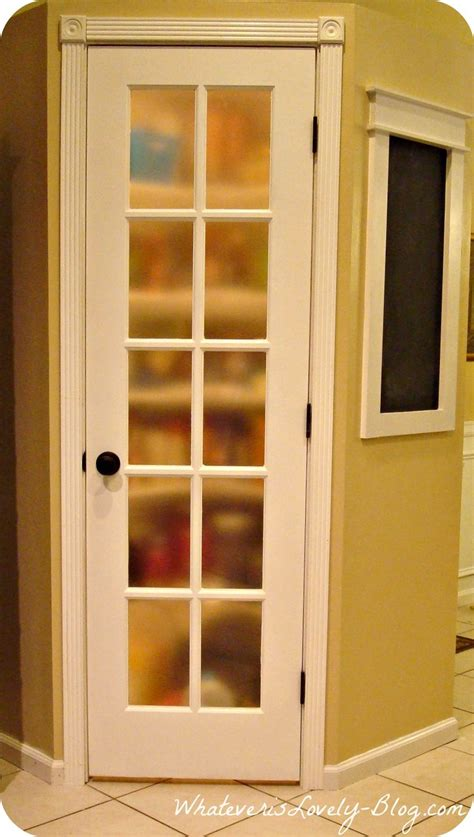 glass lighted door lighted corner pantry with white door frosted