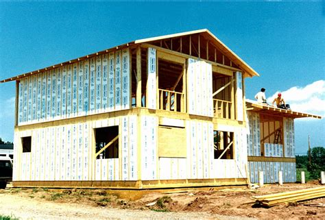 Structural Insulated Panel Home Kits | styrofoam wall panels ez sips