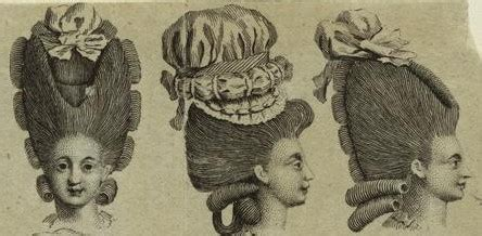 industrial revolution girls hairstyles historical hats and headwear