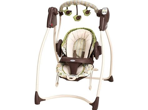 black and white baby swing graco swing bouncer duo although i have a black and