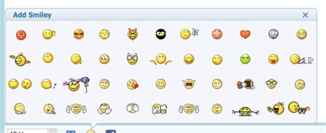 chat room emoticons 1 chat avenue chat emoticons and smileys