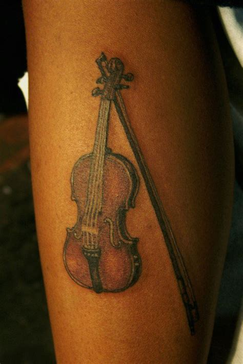 23 best tatoo violin images on ideas
