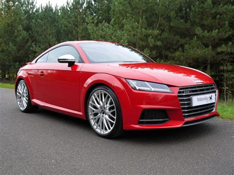 Audi Tts Gebraucht by Used Audi Tt For Sale Leicestershire