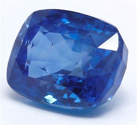 Blue Sapphire 5 11 Ct royal blue sapphire 3 94 ct catawiki
