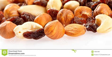 Mixed Nuts And Fruits 1 mixed nuts and dried fruits royalty free stock image image 10831096