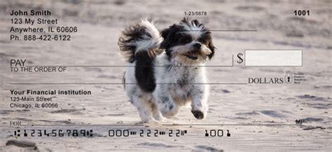 shih tzu checks shih tzu personal checks shih tzu checks doggiechecks
