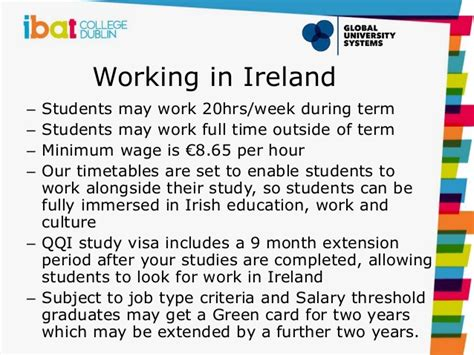 Green Card For Mba Students by Ibat International Presentation Sept 14 Visa