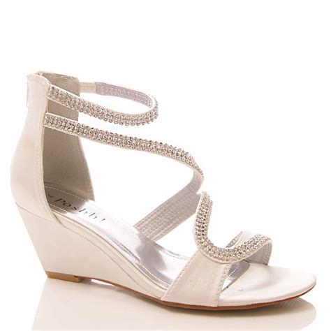 wedding wedge sandals for wedge sandals for wedding 28 images womens wedding